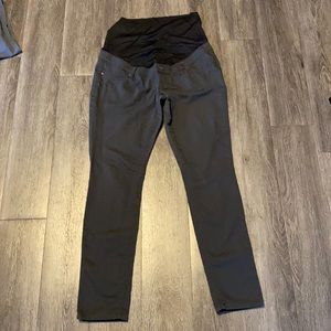 Grey Maternity Pants from Thyme